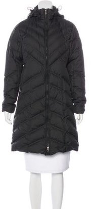 Patagonia Knee-Length Puffer Coat $125 thestylecure.com