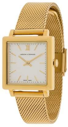 Larsson & Jennings square face watch