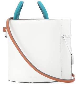 Lente Danse Bobbi leather bucket bag