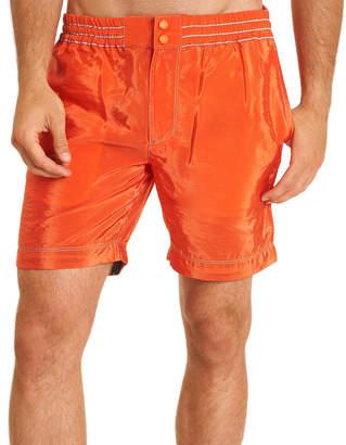 Robert Graham Starboard Woven Classic Fit Swimwear