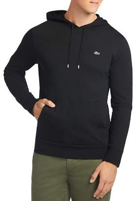 Lacoste Long Sleeve Jersey Hooded Tee