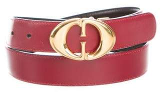 6d718ad4982 Gucci Vintage Reversible Waist Belt