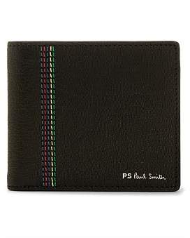 Paul Smith Ps Stripe Stitch Billfold
