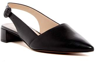 Franco Sarto Vickie Slingback Kitten Heel Pump - Wide Width Available