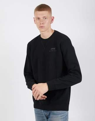Edwin Base Crew Sweatshirt Black