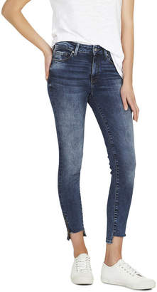 Mavi Jeans Alissa Ankle Dark Glam