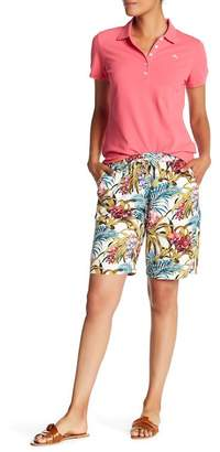 Tommy Bahama Majorelle Jardin Linen Blend Bermuda Shorts