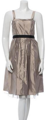 Vera Wang Dress $130 thestylecure.com