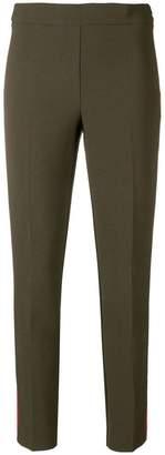 P.A.R.O.S.H. side stripe trousers