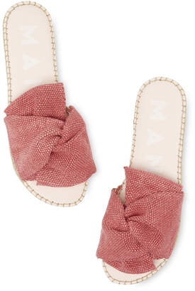 Manebi Sandals with Knot