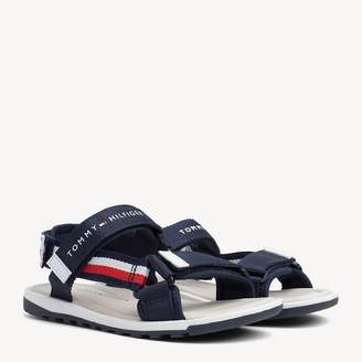 0b5806cb1165 Tommy Hilfiger Kids  Signature Tape Velcro Sandals