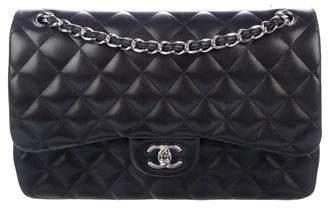 796a3a32aa30 Chanel Classic Jumbo Double Flap Bag