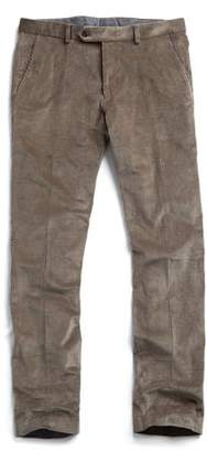 Todd Snyder Sutton Corduroy Trouser in Grey