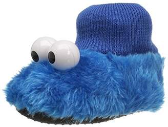 Sesame Street Baby Cookie Monster Puppet Slipper
