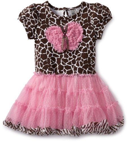Rare Editions Girls 2-6X Tutu Dress