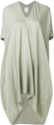 Visvim draped jersey dress