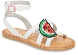 Dolce Vita Jaclin Fruit Sequined Sandal