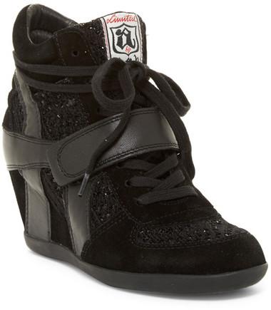 AshAsh Bowie Wedge Sneaker