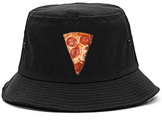 b7b5d7c296a7f1 Kings Of NY Real Pizza with Pepperoni Emoji Meme Mens Bucket Hat