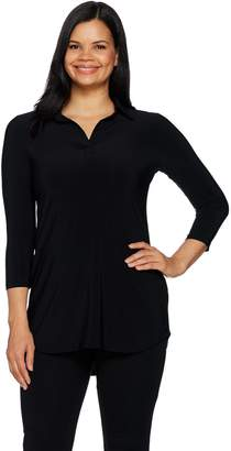 Women With Control Attitudes by Renee Knit Jersey Big Tunic