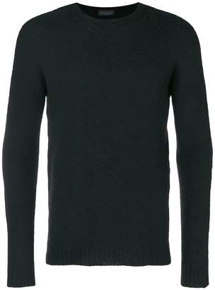 Roberto Collina textured crewneck sweater