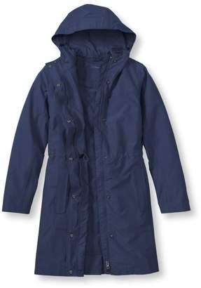 L.L. Bean L.L.Bean H2OFF Raincoat, PrimaLoft-Lined
