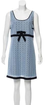 Marc Jacobs Lace Sleeveless Dress