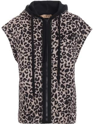 N°21 N.21 Leopard Print Sweater