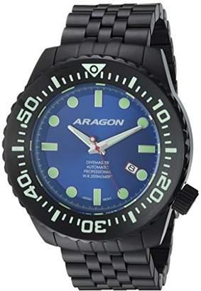 evo ARAGON A253BLU Divemaster 50mm Automatic