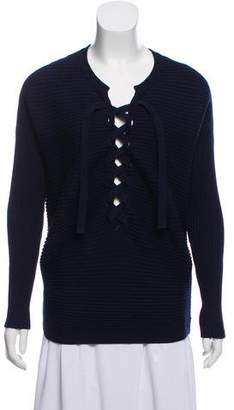 Designers Remix Charlotte Eskildsen Long Sleeve Knit Sweater