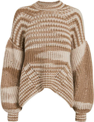 Ulla Johnson Raquel Space Dyed Sweater