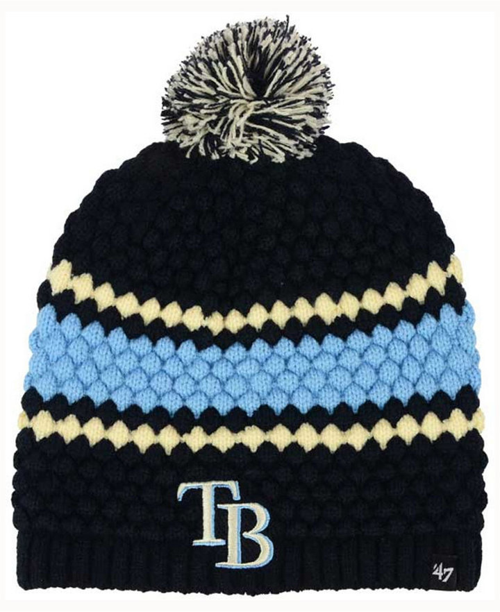 '47 Brand Women's Tampa Bay Rays Leslie Knit Hat
