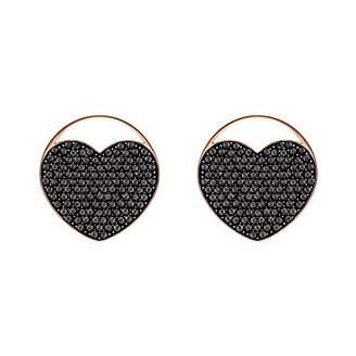 Swarovski Women Stainless Steel Stud Earrings 5472450