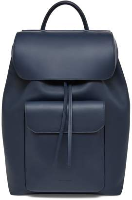 Mansur Gavriel Calf Technical Backpack - Blu