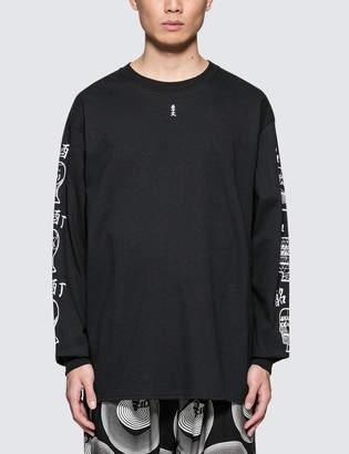 SASQUATCHfabrix. Brain Dead X L/S Print T-Shirt