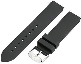 Philip Stein Teslar 2-RB 20mm Rubber Watch Strap