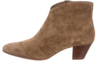 AshAsh Suede Ankle Boots