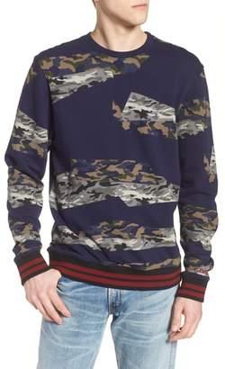Eleven Paris ELEVENPARIS Some Fleece Sweatshirt