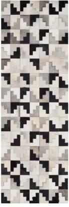 "Safavieh Studio Leather Area Rug, 2'3"" x 7'"