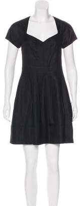 Marc by Marc Jacobs Wool Mini Dress