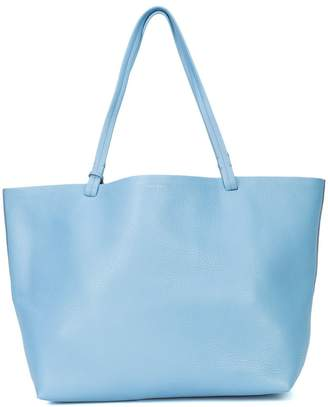 The Row open top tote bag