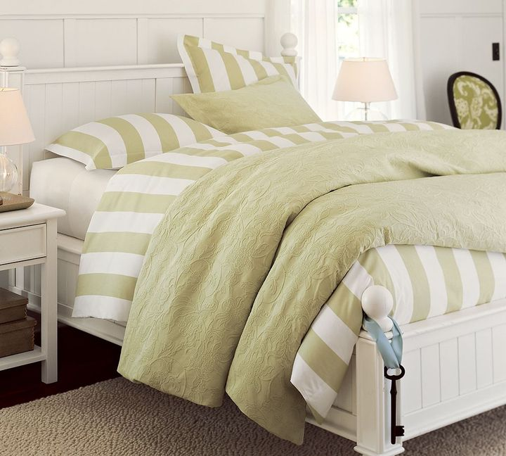 PB Classic Stripe Bedding - Select Items