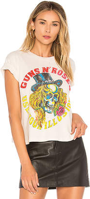 N. Madeworn Guns Roses Use Your Illusion Tee
