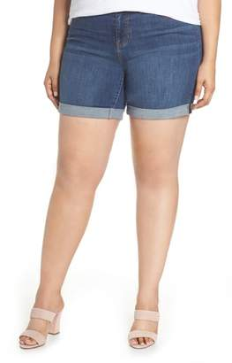 Liverpool Corine Denim Shorts