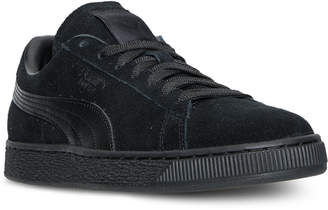 Puma Men Suede Classic Casual Sneakers from Finish Line e358a19ab