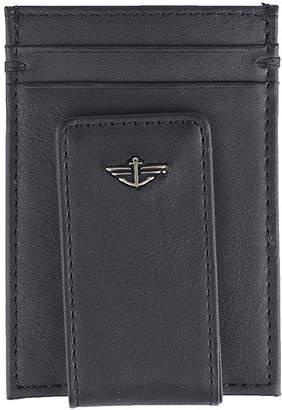 Dockers Money Clip Front Pocket Wallet