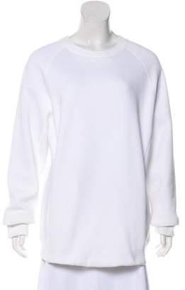 Acne Studios Crew Neck Long Sleeve Sweatshirt