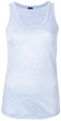 Joseph sleeveless tank top