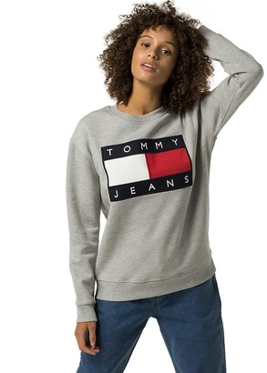 Tommy Jeans Flag Sweatshirt $129.50 thestylecure.com