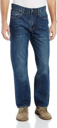 Izod Men's Big & Tall Relaxed Fit Jean, Medium Vintage, 54X30